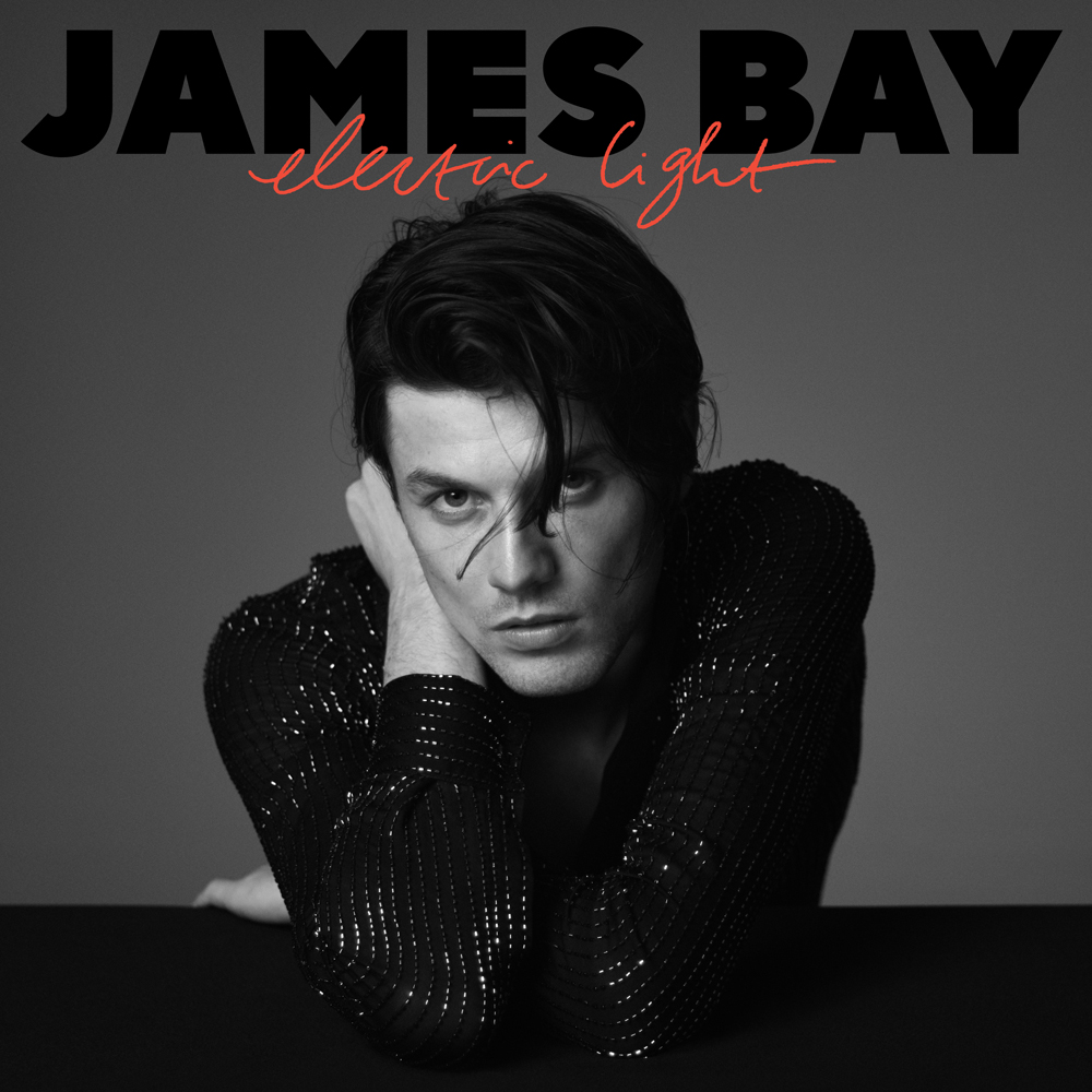 JamesBay ElectricLight Album Artwork UniversalMusic