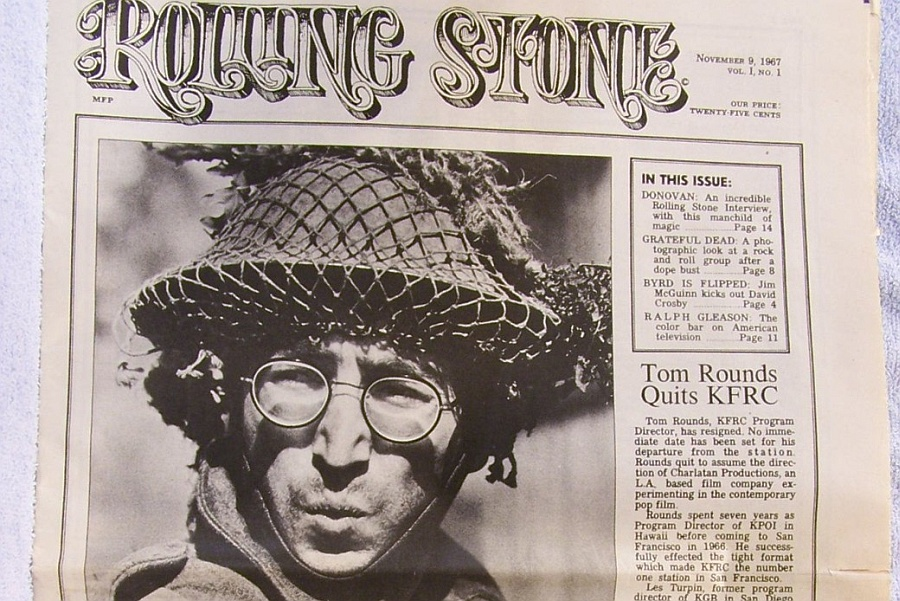 Rolling Stone Issue 1
