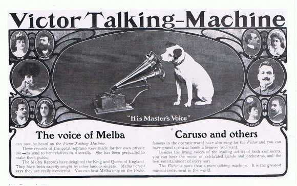 The Victor Talking Machine Company