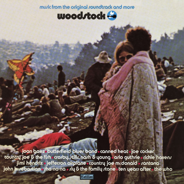 woodstock soundtrack