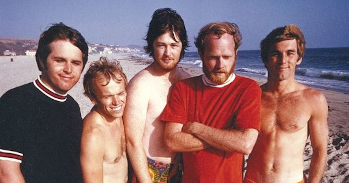 Beach Boys 1967 with brian 1