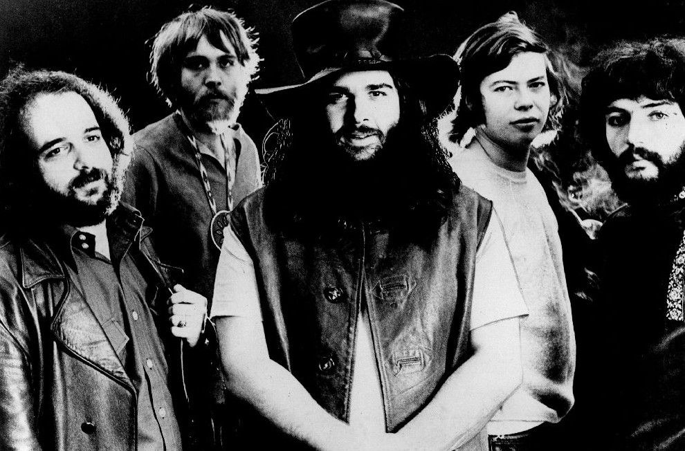 Canned Heat 1970