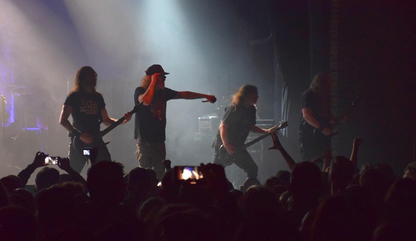 Švedska metal fronta u Tvornici