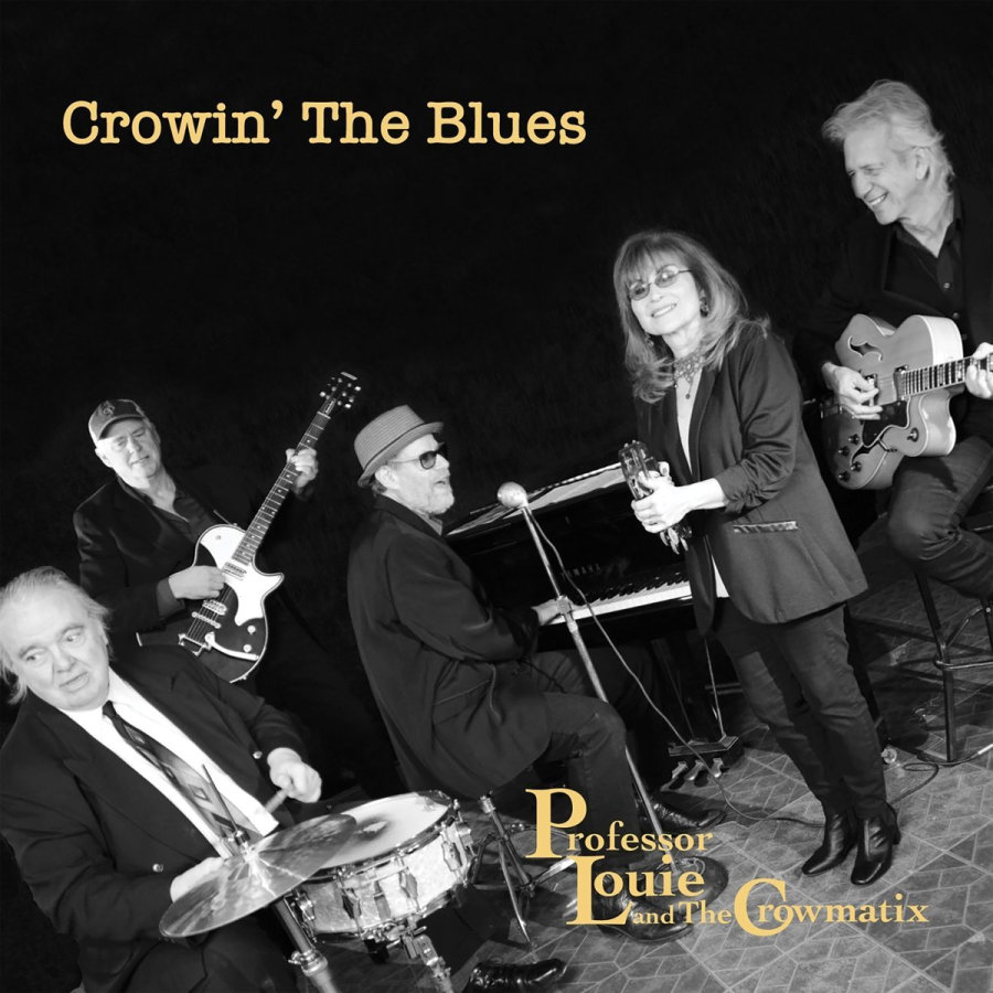 professor-louie-the-crowmatix-crowin-the-blues