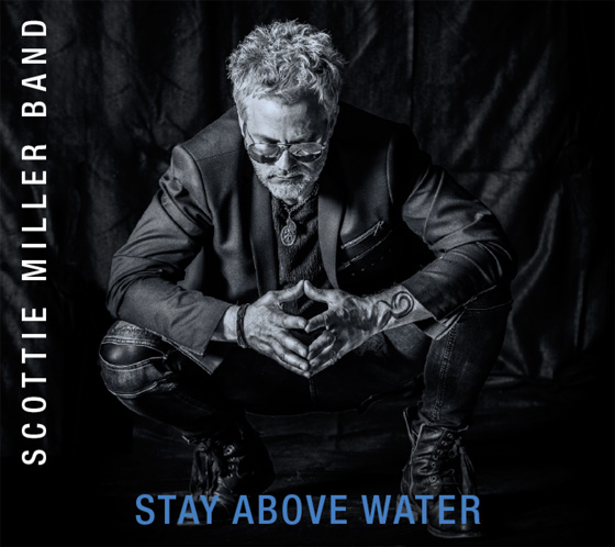 scottie miller band stay above water