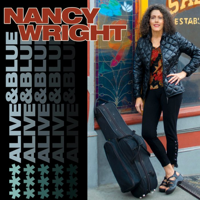 Nancy Wright LIVE Cover