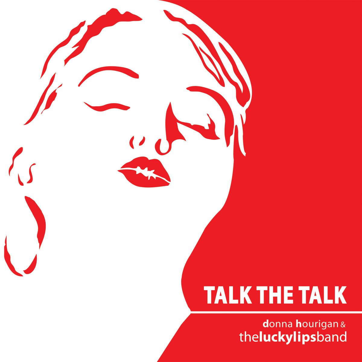 donna-hourigan-the-lucky-lips-band-talk-the-talk