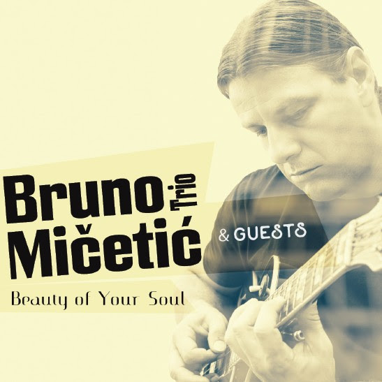 Bruno Micetic trio album