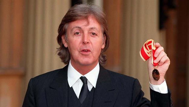 mccartney knighthood