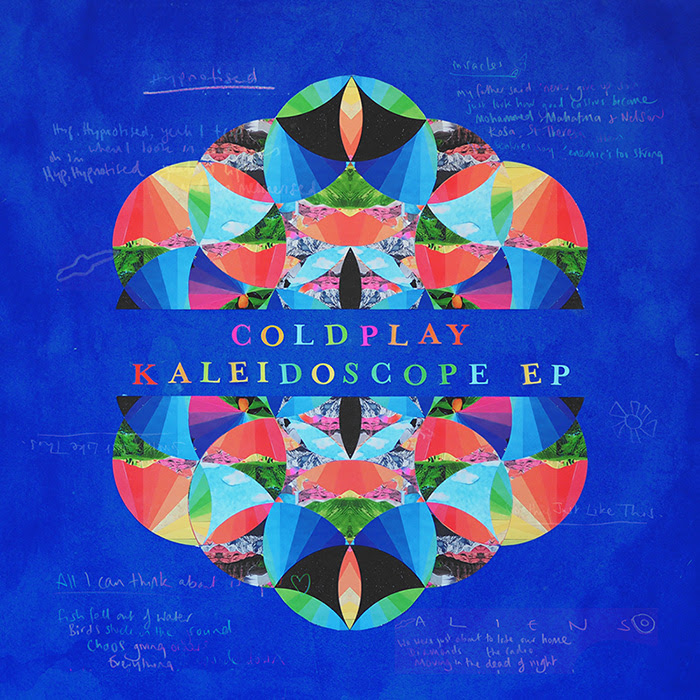 coldplay kaleidoscope
