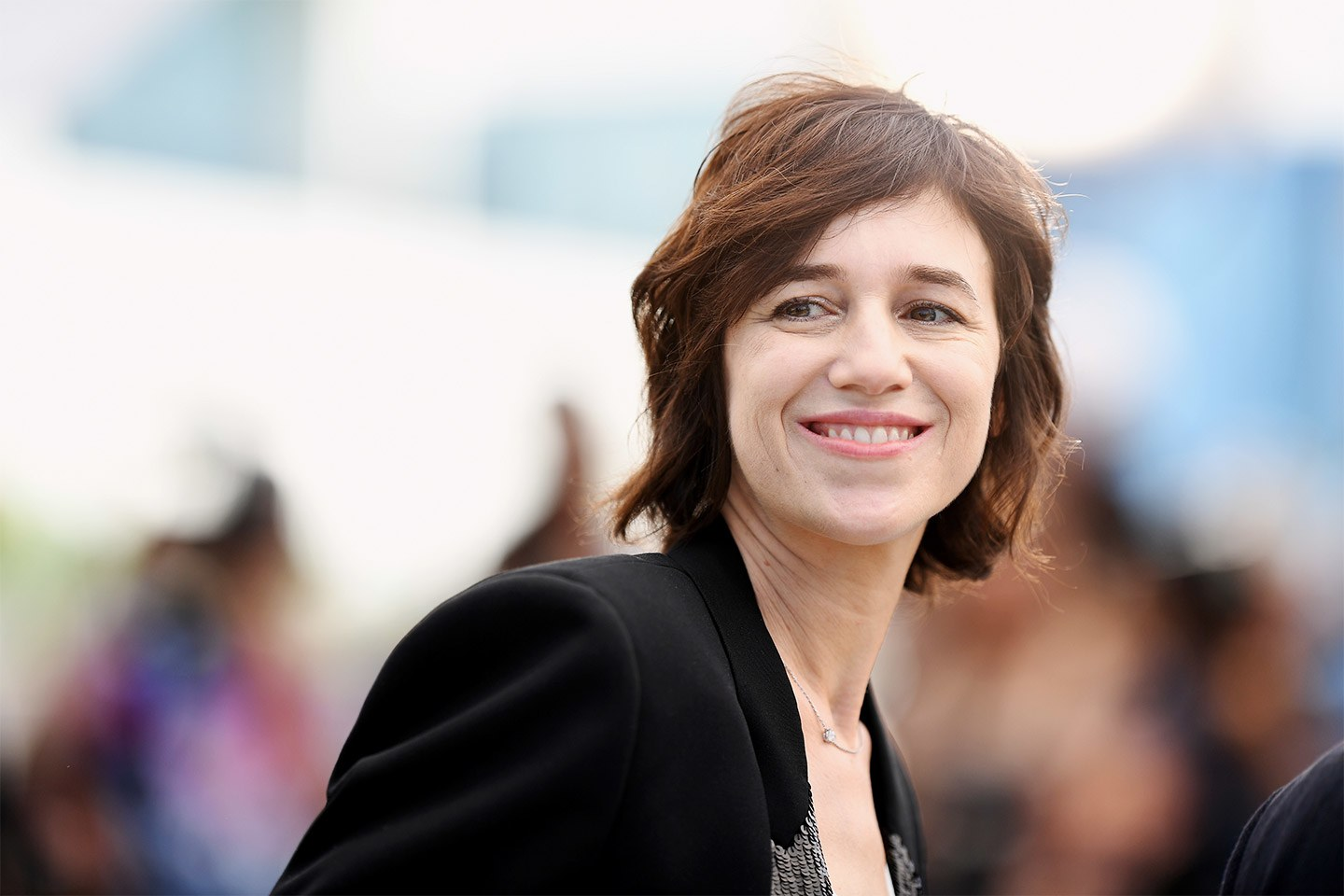 Charlotte Gainsbourg Cannes 2017