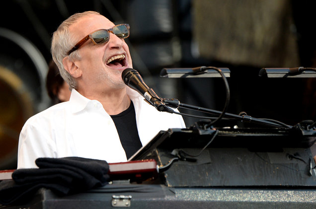 Donald Fragen of Steely Dan