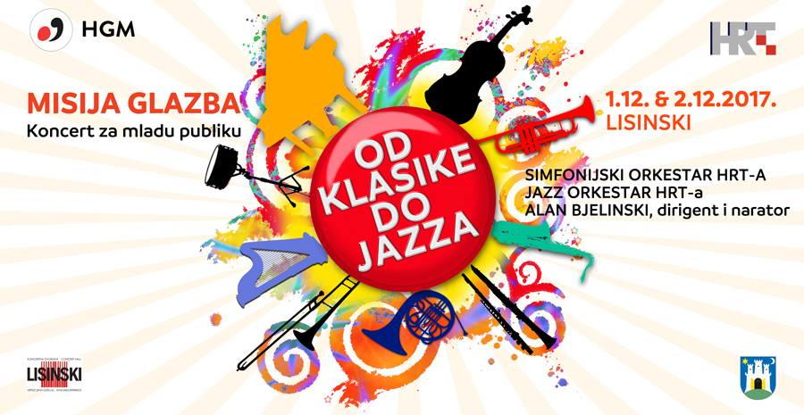od klasike do jazza