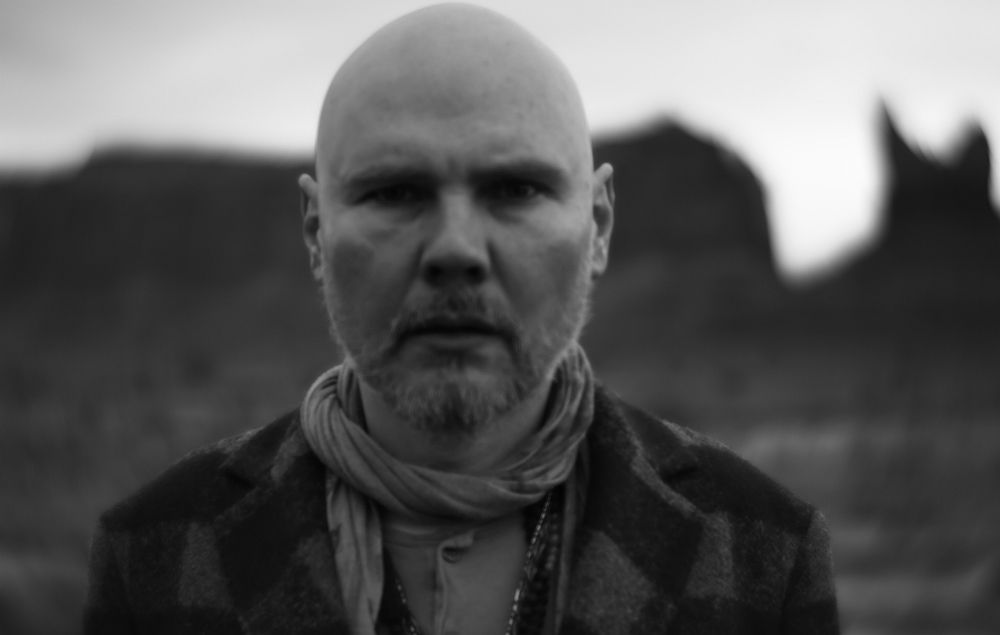 BILLY CORGAN SOLO ALBUM 1000