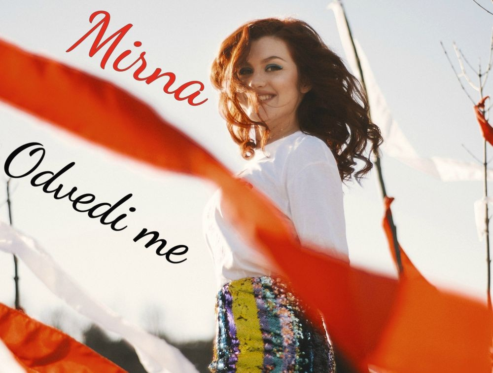 mirna odvedi me single cover press