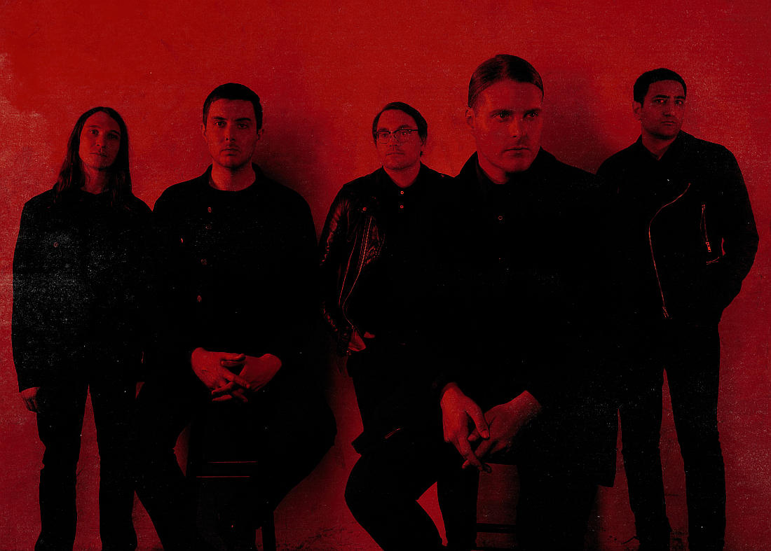deafheaven press photo