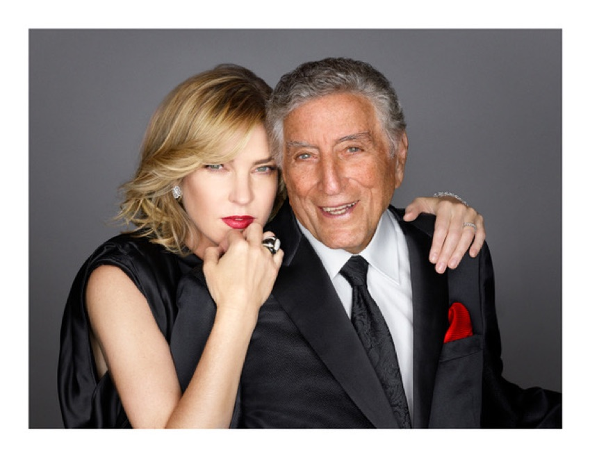 TonyBennett DianaKrall Photo2018 cc Mark Seliger Universal Music