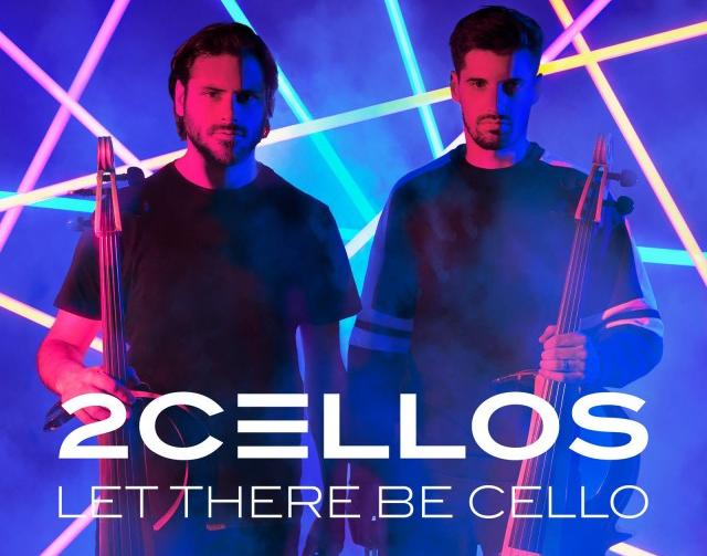 let there be cello album artwork