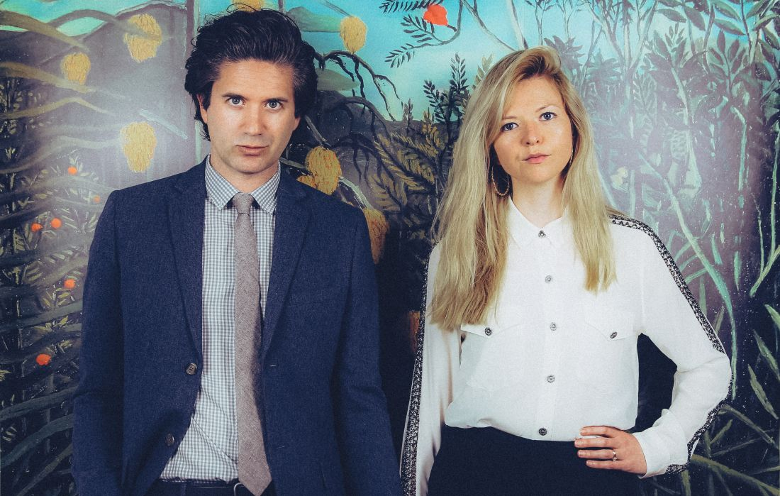 Still Corners Jungle Bernard Bur 2