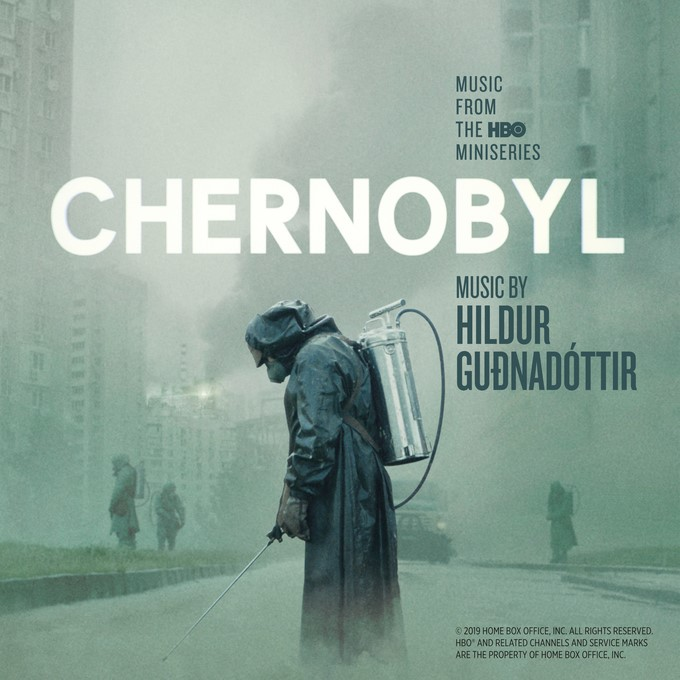 Chernobyl album artwork UniversalMusic