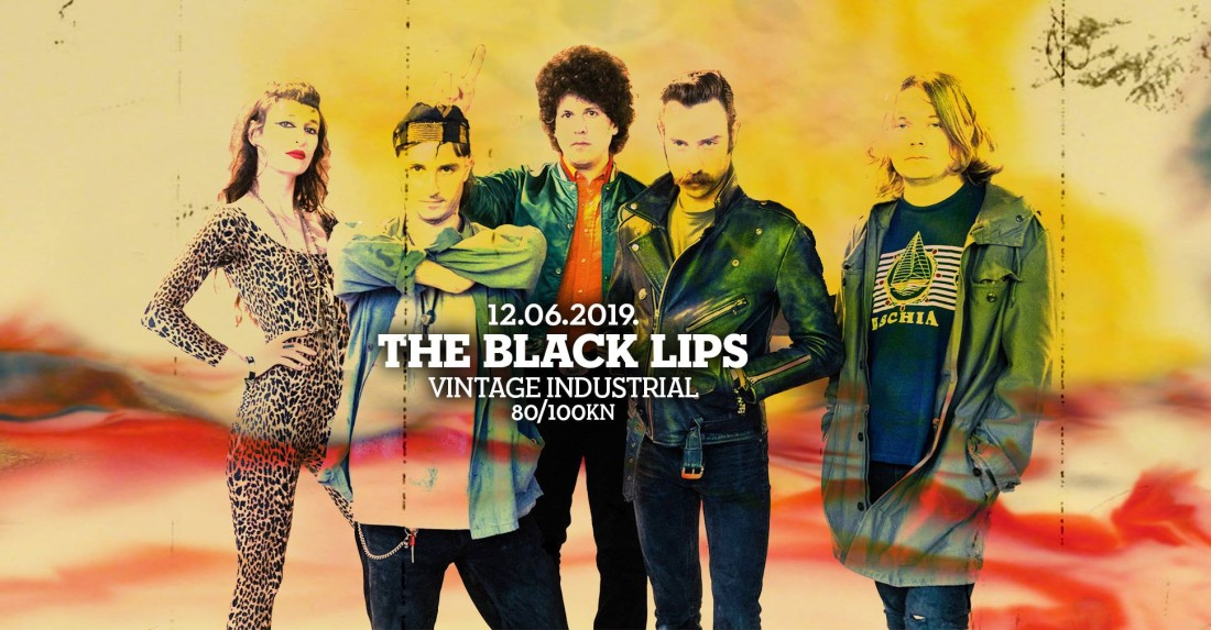 black lips vizual