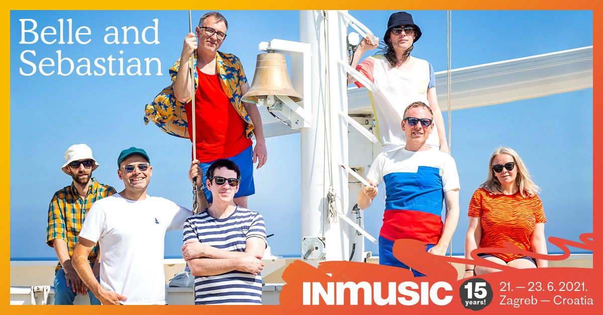 Belle and Sebastian na INmusicu