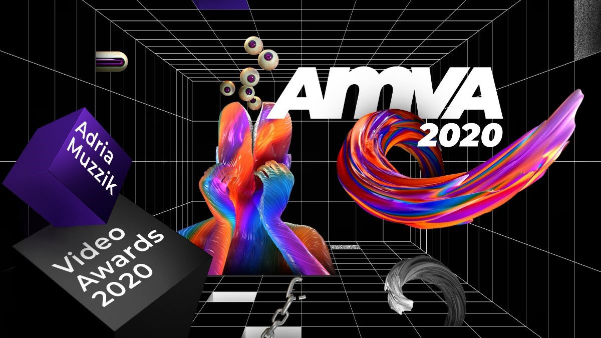 Adria Muzzik Video Awards 2020.