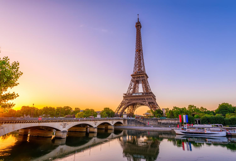 Pariz u najviše pjesama
