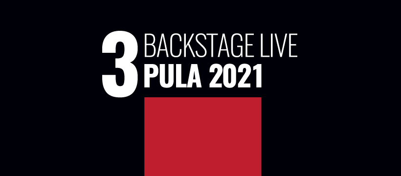 3. Backstage live