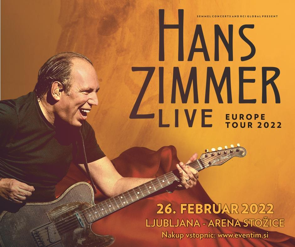 Hans Zimmer u Ljubljani