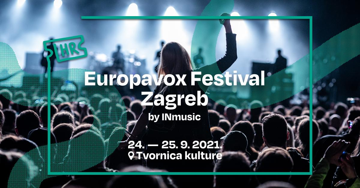 Europavox 2021.