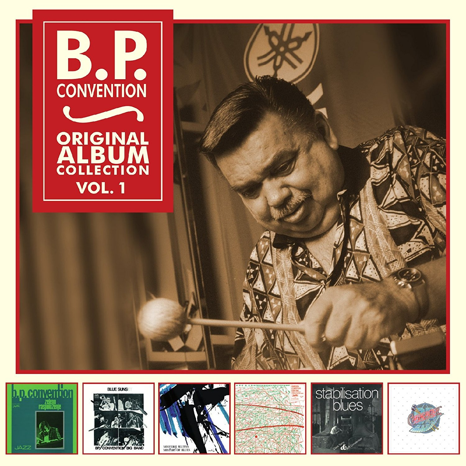 B.P. Convention - Original Album Collection, Vol. 1