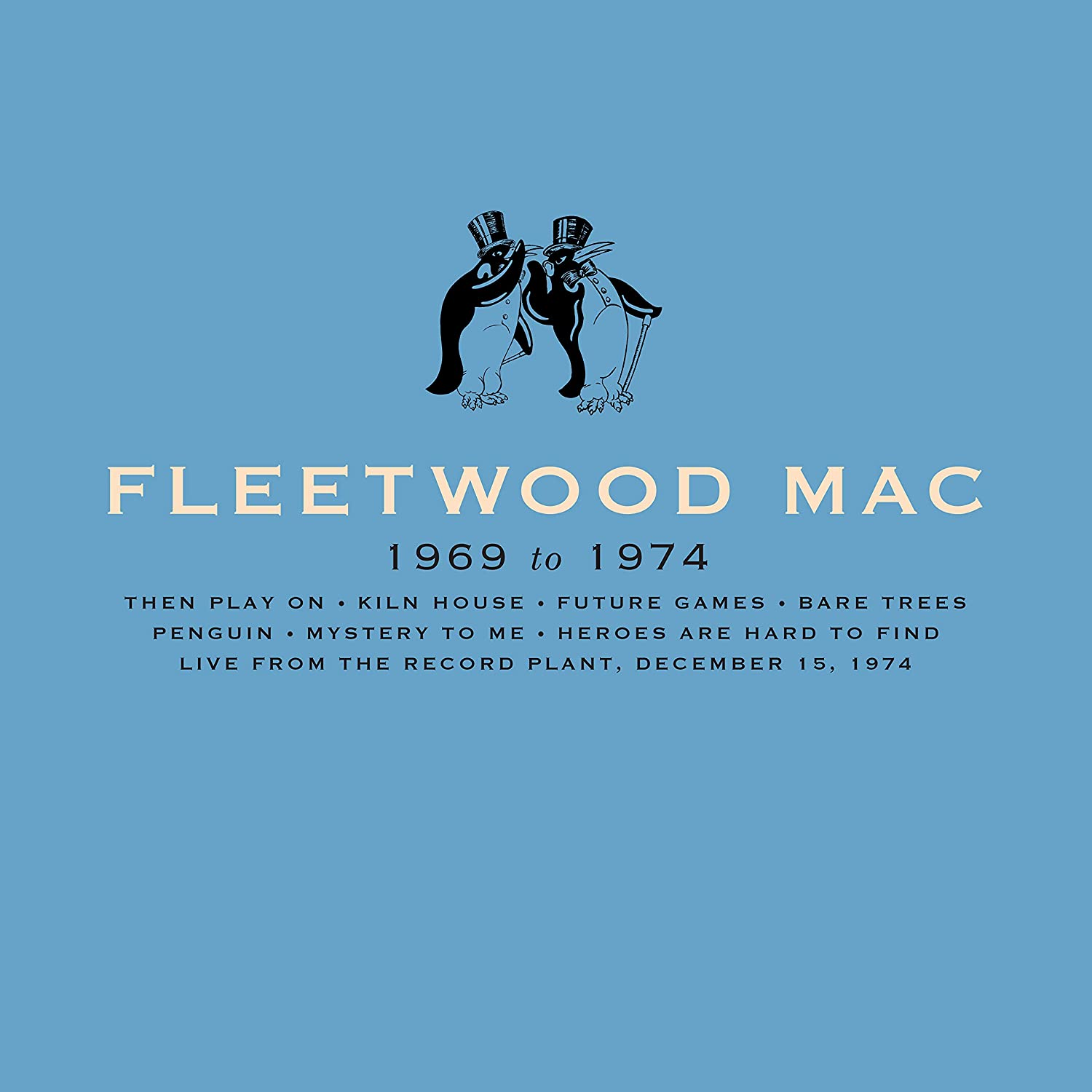 Fleetwood Mac: 1969 To 1974