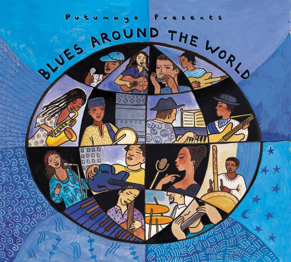Putumayo presents: Blues Around the World