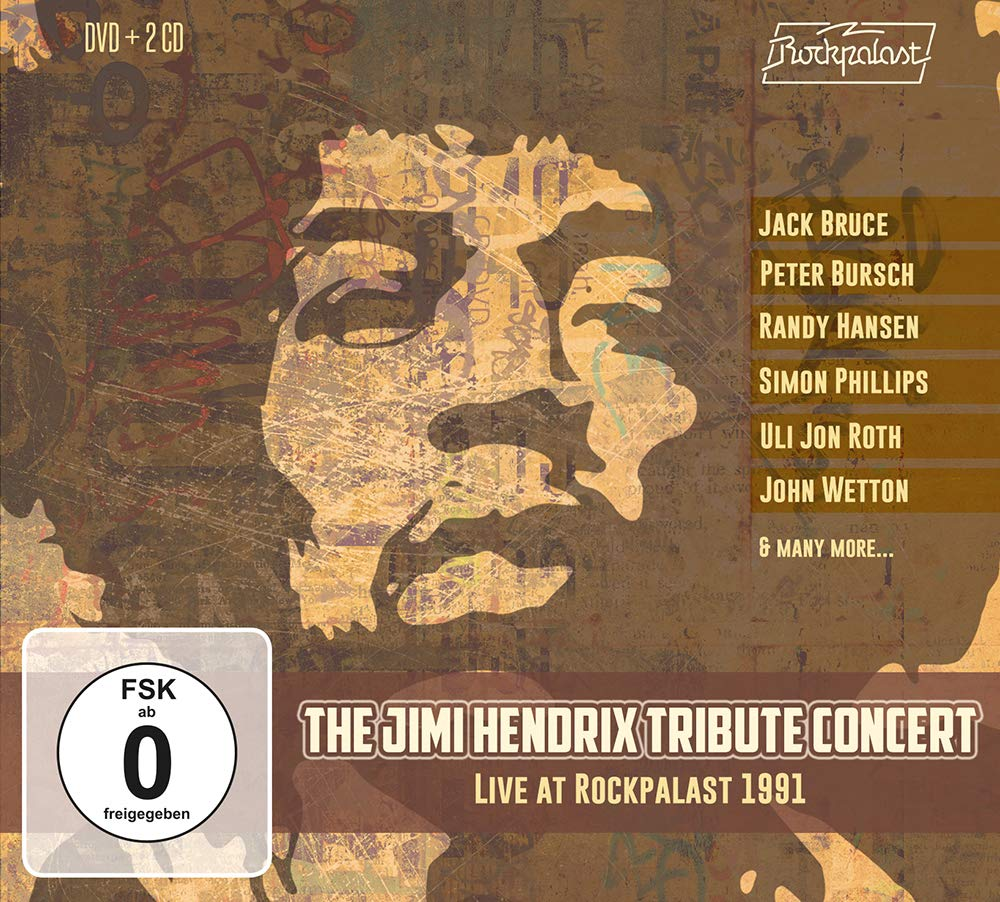 The Jimi Hendrix Tribute Concert: Live at Rockpalast 1991