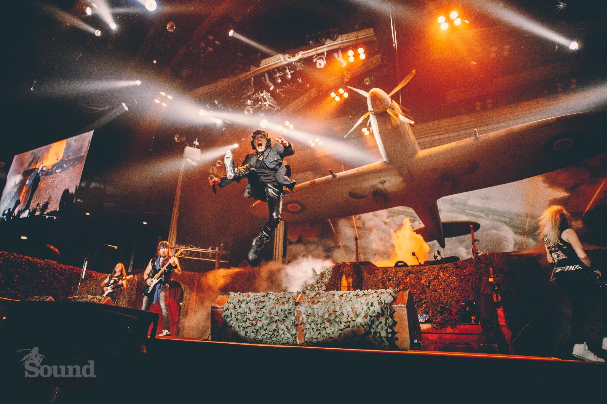 Iron Maiden u Zagrebu