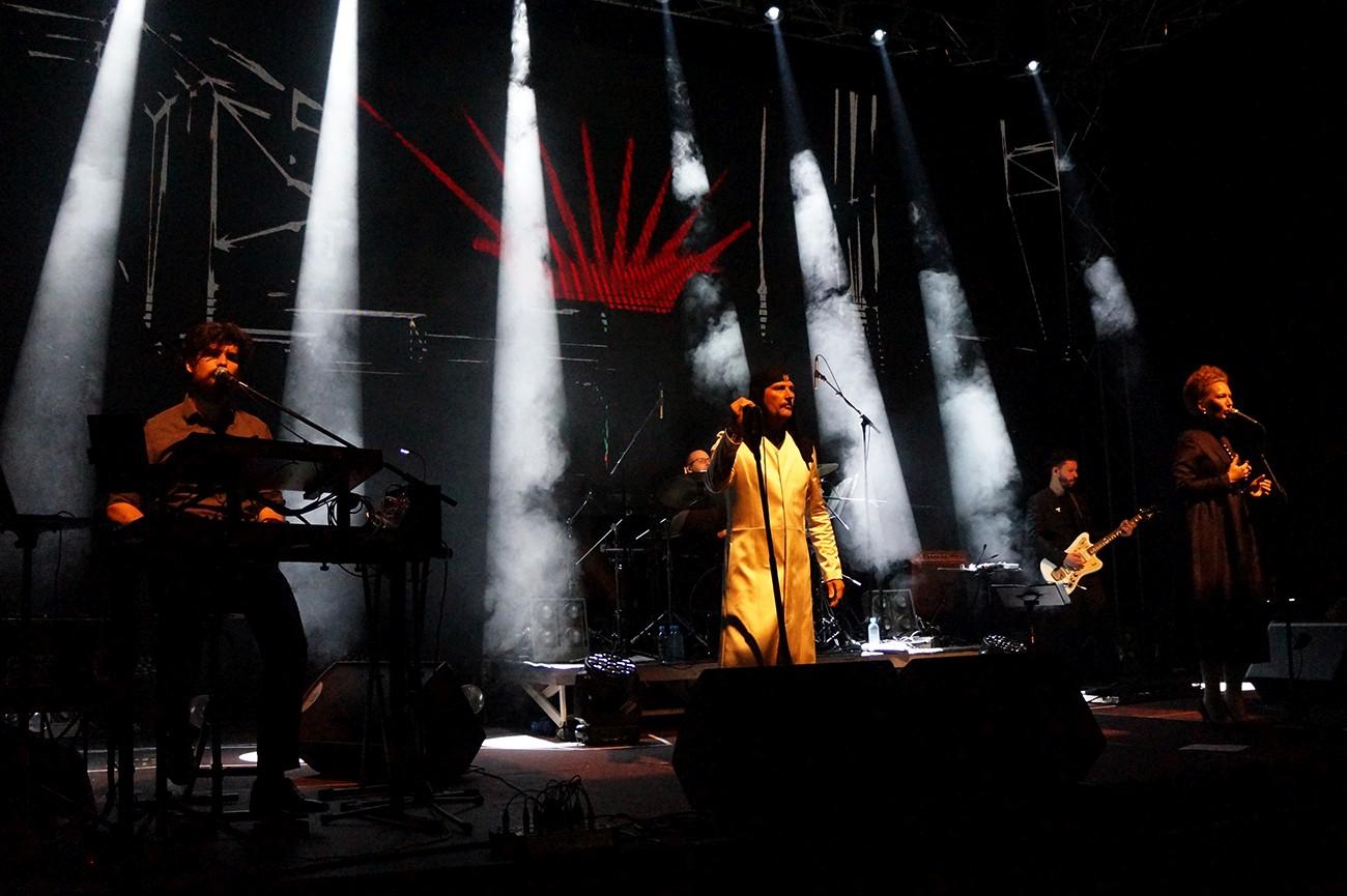 Laibach nastupio u Zagrebu
