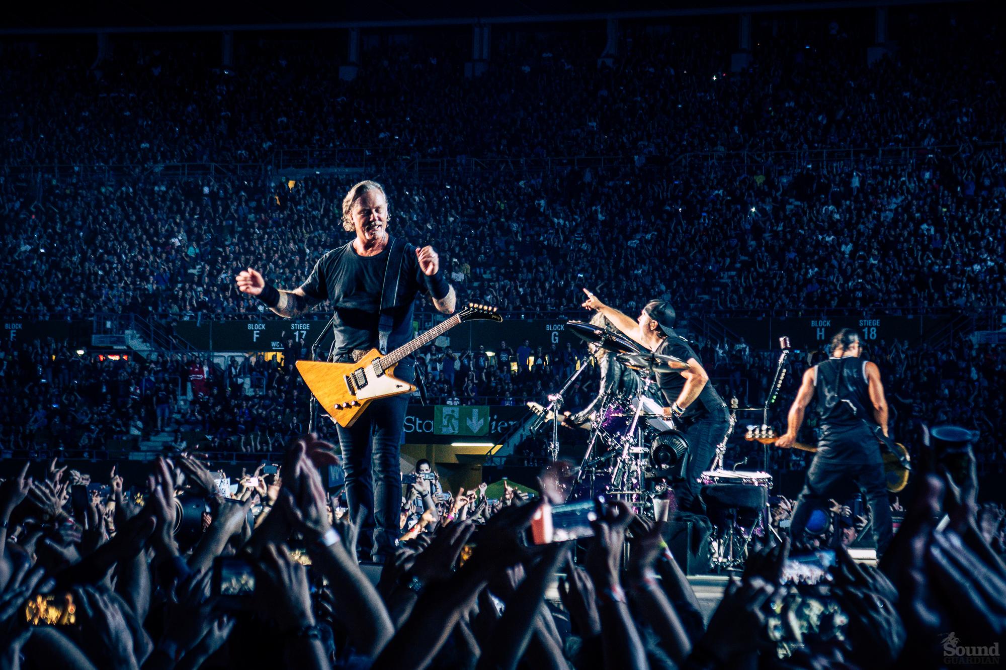 Metallica u stilu Maidena